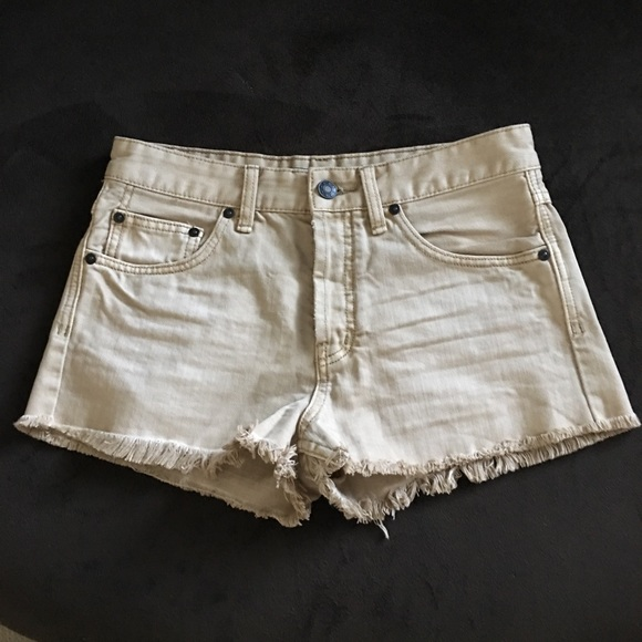 Free People Pants - Free People shorts size 26